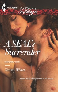 A SEAL's Surrender by Tawny Weber