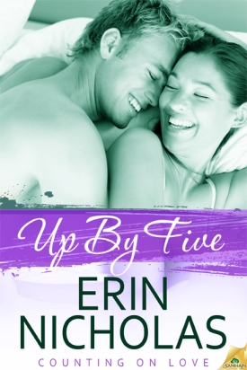 Up by Five by Erin Nicholas